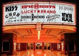 Lucky Brand and Epic Rights Partner on Rock Inspired Apparel Program (PRNewsFoto/Epic Rights)