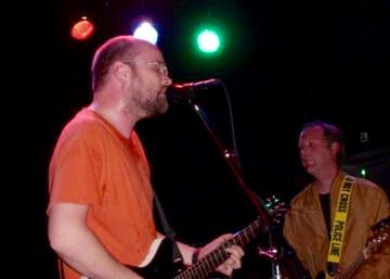 Apples in Stereo @ Knitting Factory LA 4-16-03