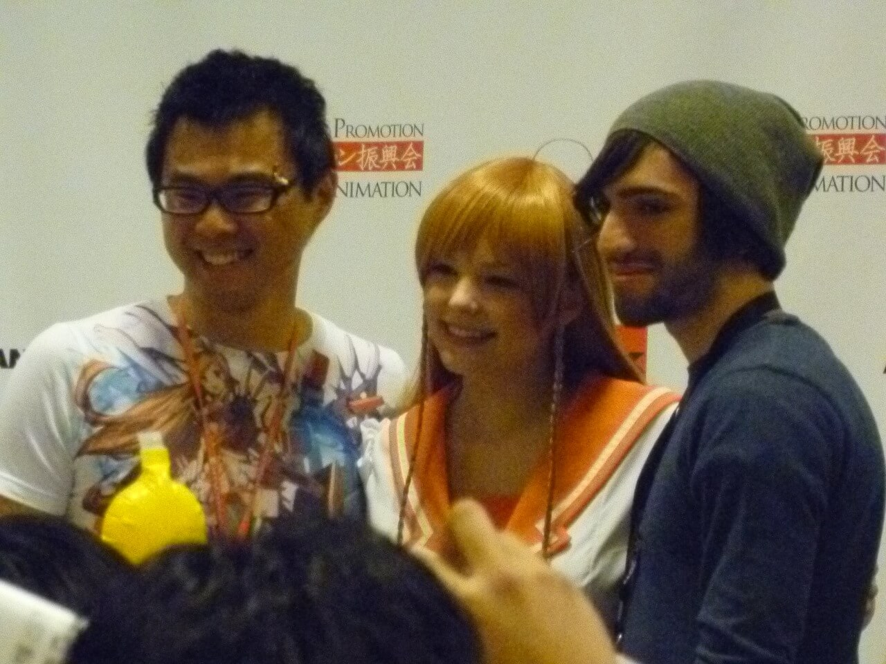 Anime Expo 2011: Megatokyo, Danny Choo, new Gundam, and more! 7