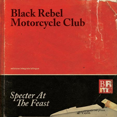 New BRMC Album - Specter At The Feast 4