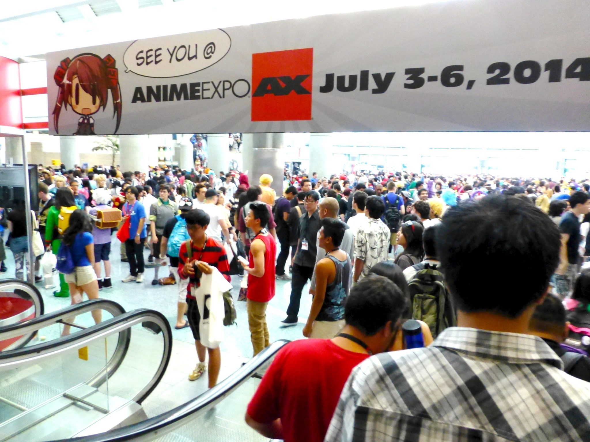 Anime Expo 2013 Round up! 3