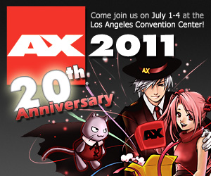 Anime Expo 2011 Schedules 1