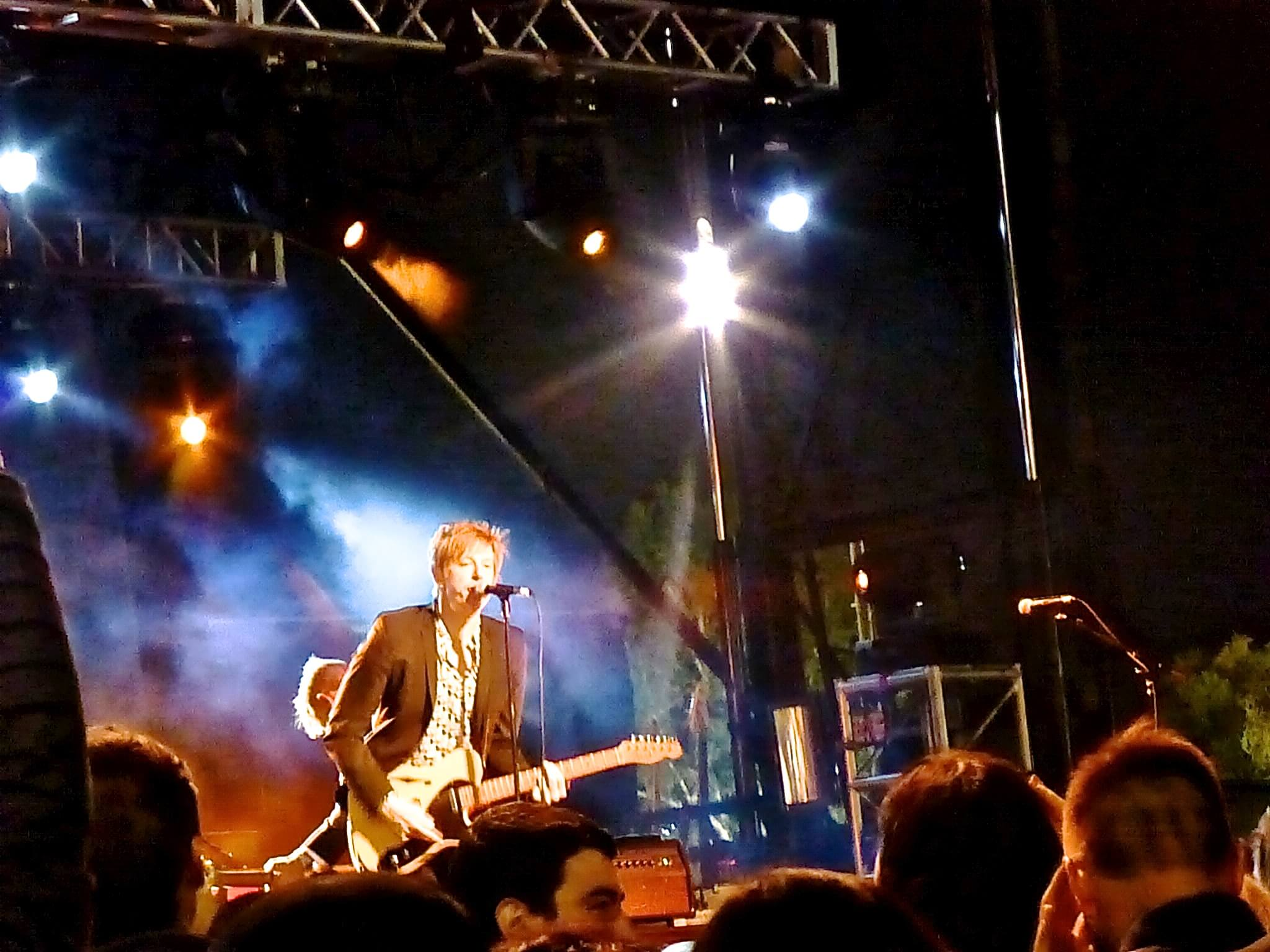Moon Block Party: Spoon, The Black Angels, The Black Lips, Band of Skulls 19