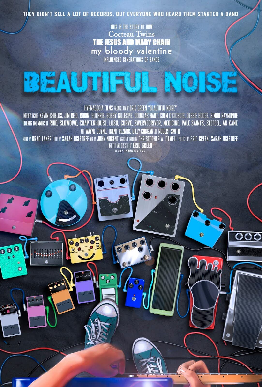 Beautiful Noise: Music Documentary on an Influential Movement 4
