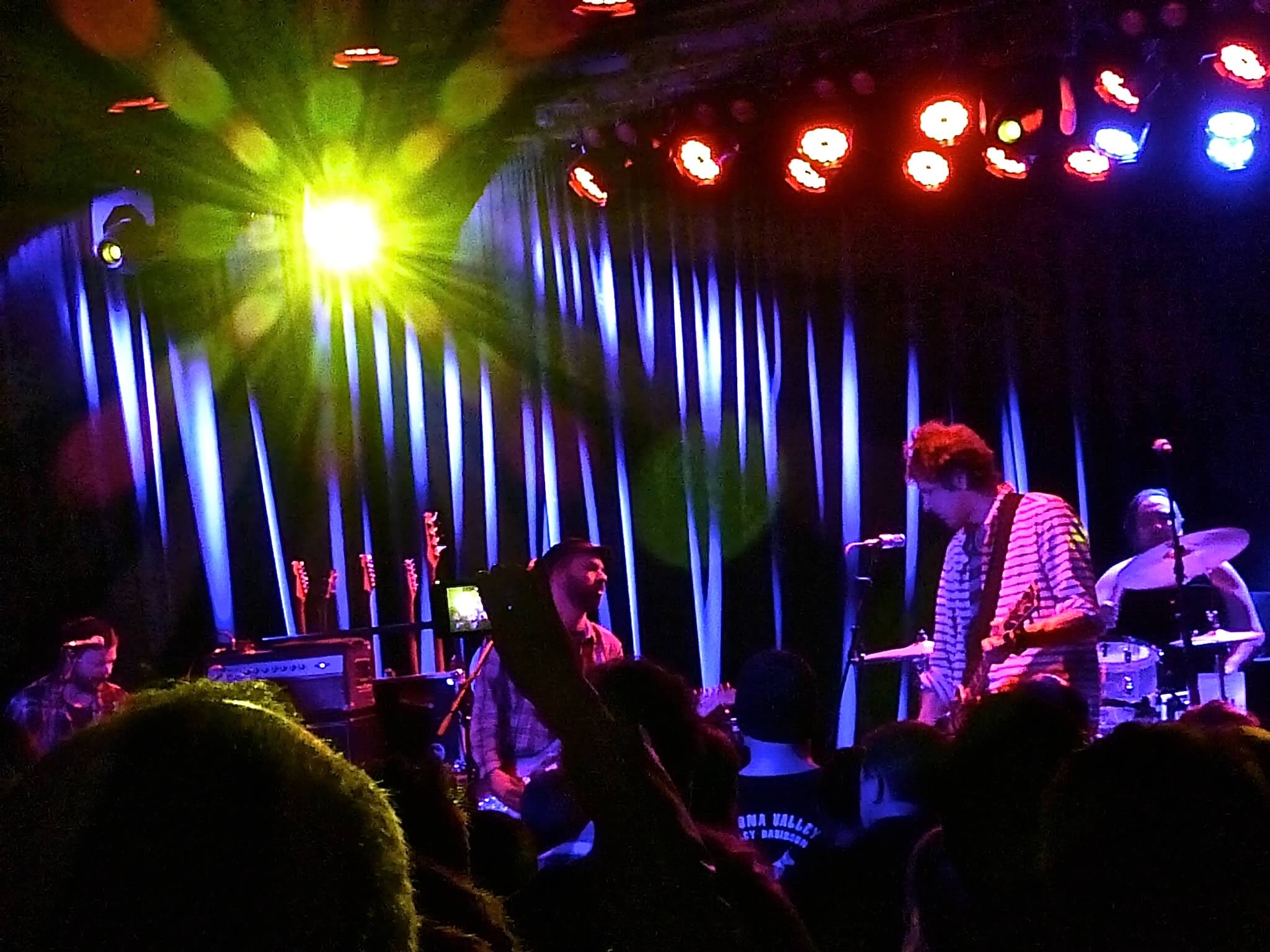 Swervedriver w/ Gateway Drugs @ The Roxy 3/5/15 3