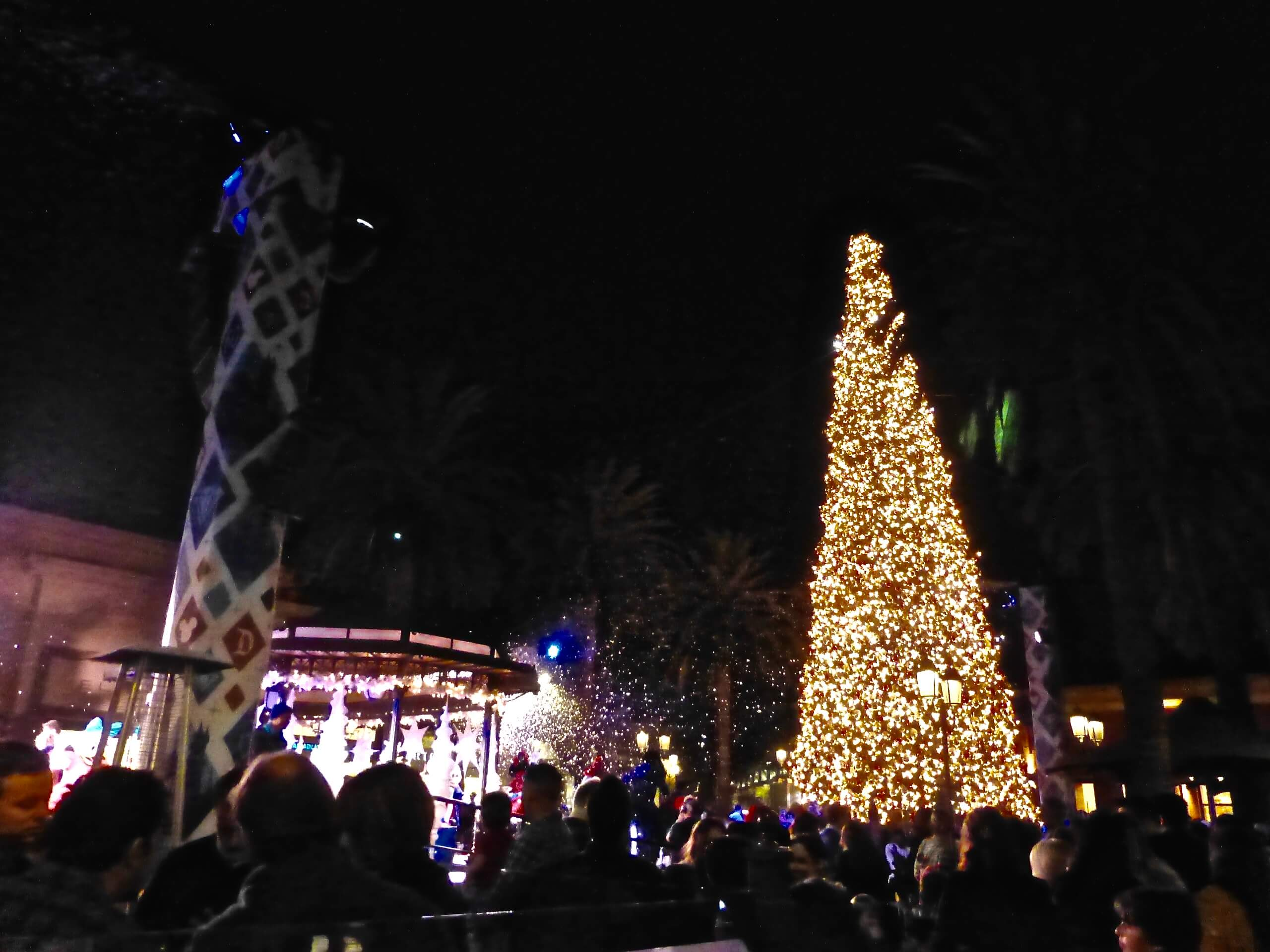 Fashion Island Tree Lighting 3