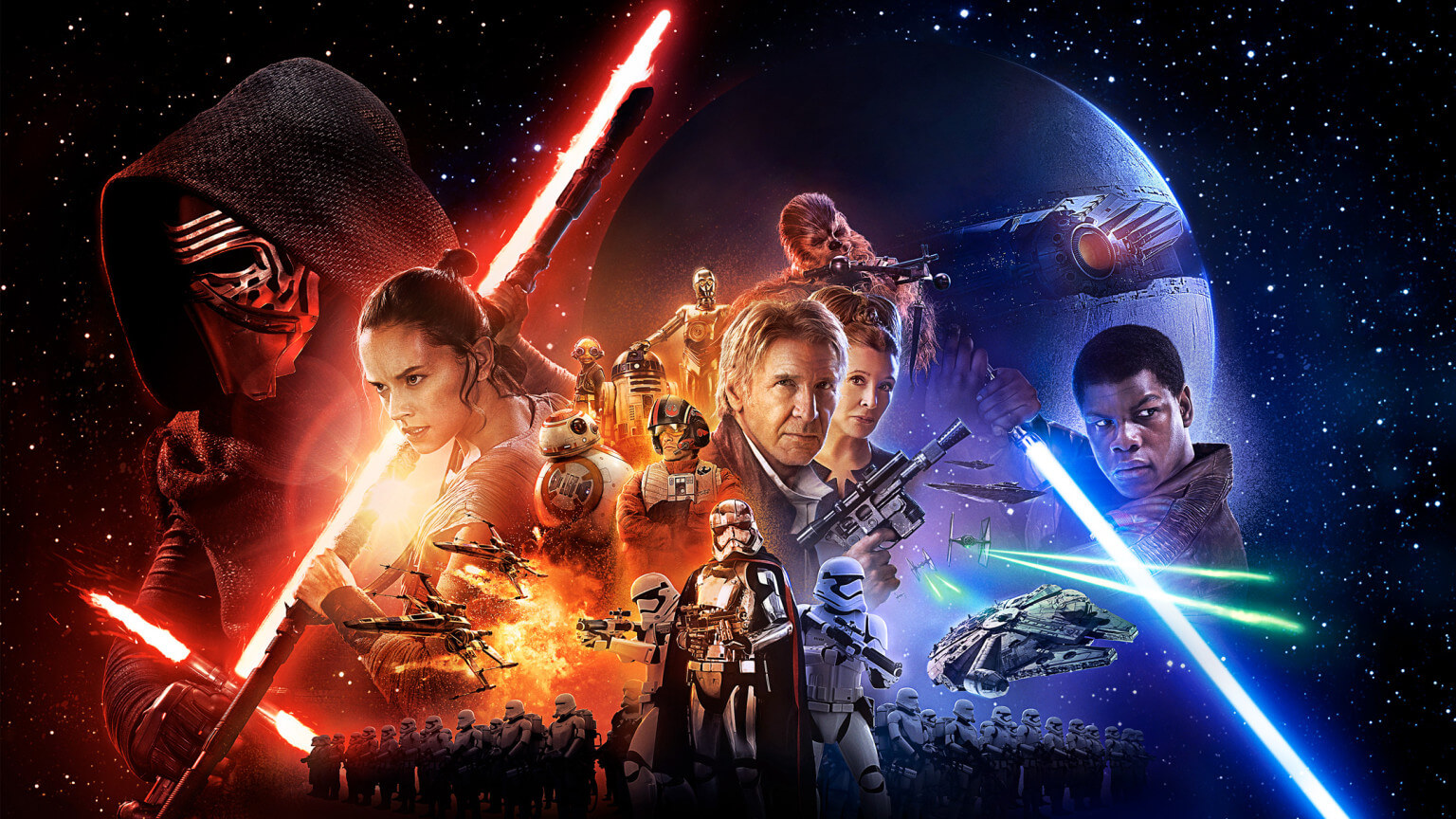 Star Wars: The Force Awakens Forecast 2