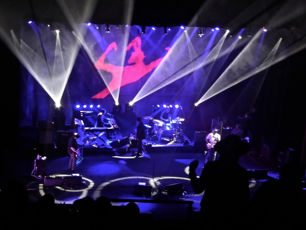 Echo & the Bunnymen at the Theater at Ace Hotel in LA & Humphrey's by the Bay in San Diego 2