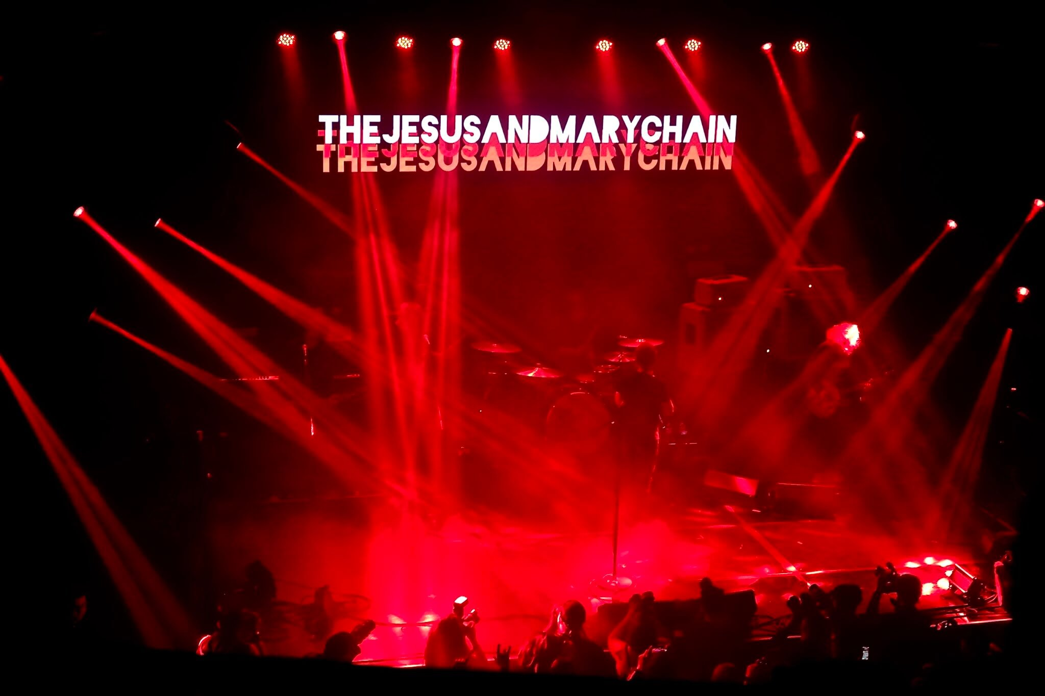 Cloak & Dagger, Night 1: The Jesus & Mary Chain, Com Truise, HEALTH, Drab Majesty, Chasms 1