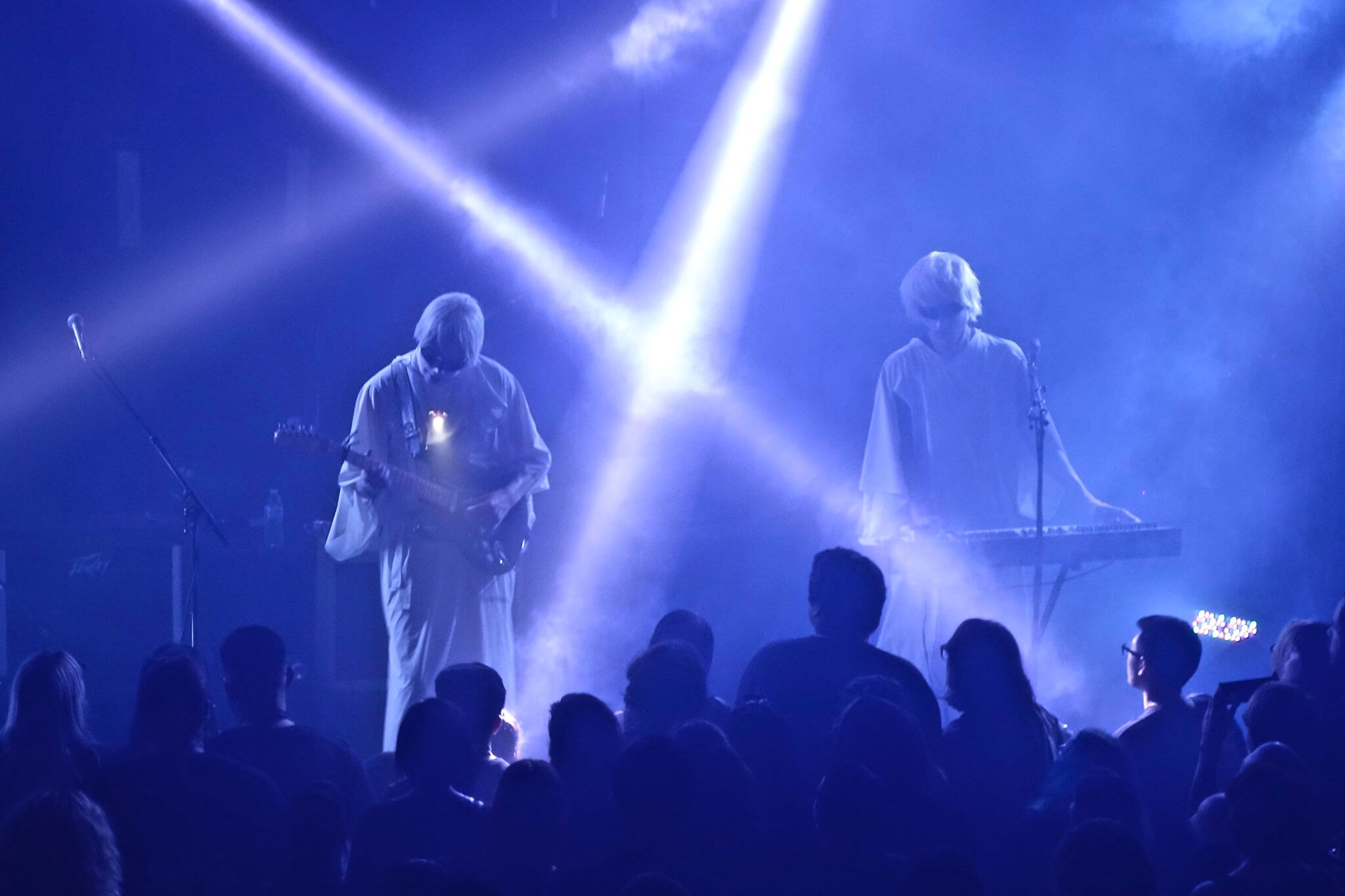 Cloak & Dagger, Night 1: The Jesus & Mary Chain, Com Truise, HEALTH, Drab Majesty, Chasms 2