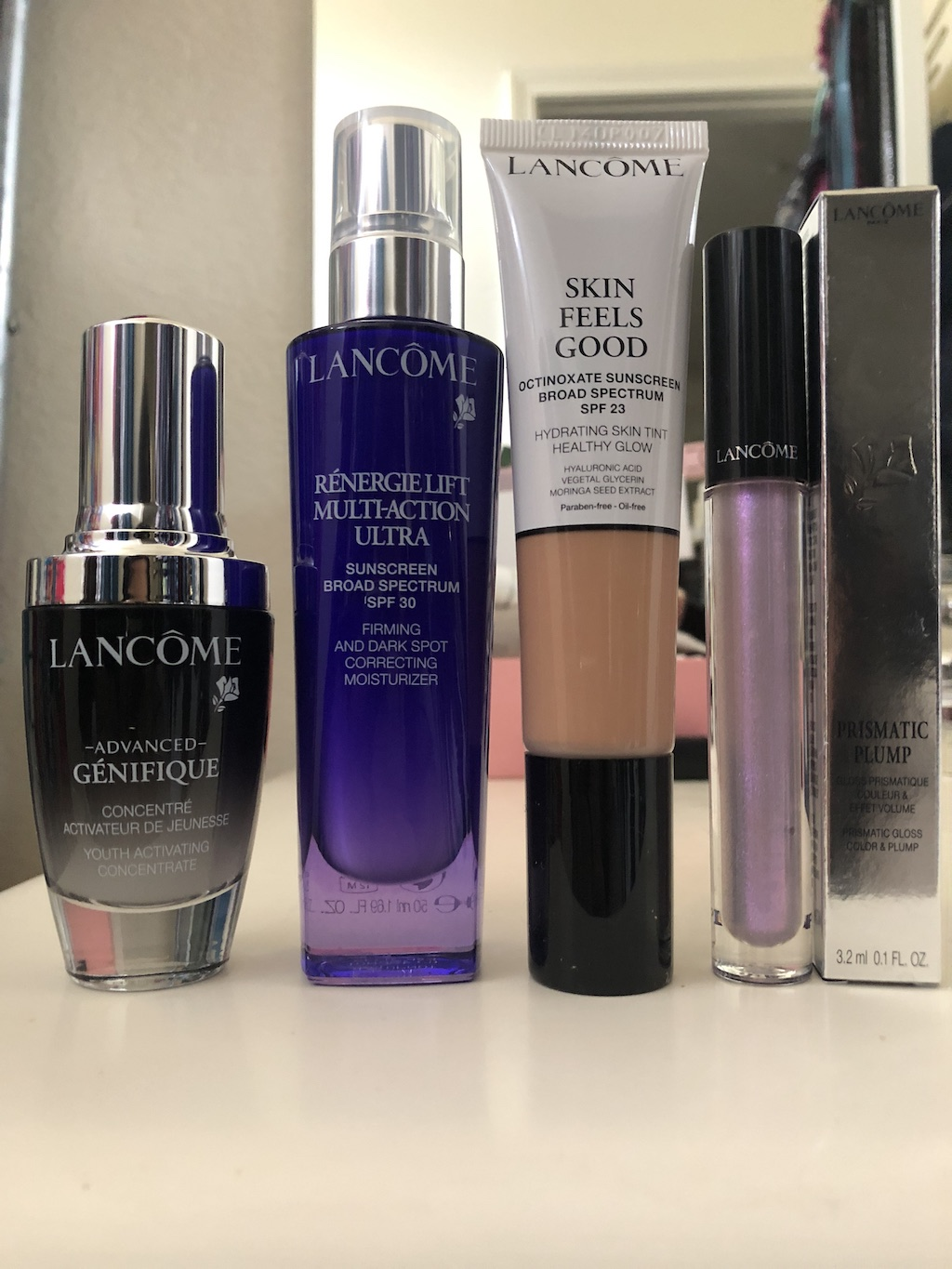 Lancome Skin Feels Good Influenster Voxbox 3