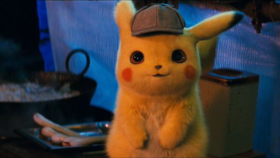 Pokemon: Detective Pikachu trailer! + Surprised Pikachu memes 3