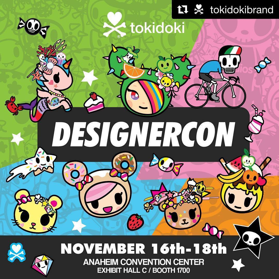 13th Annual DesignerCon Expands To Anaheim With Triple Exhibition Space, International Partnerships & More 1